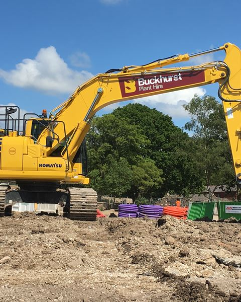 Buckhurst Plant Hire | Nationwide Machinery and Plant Hire